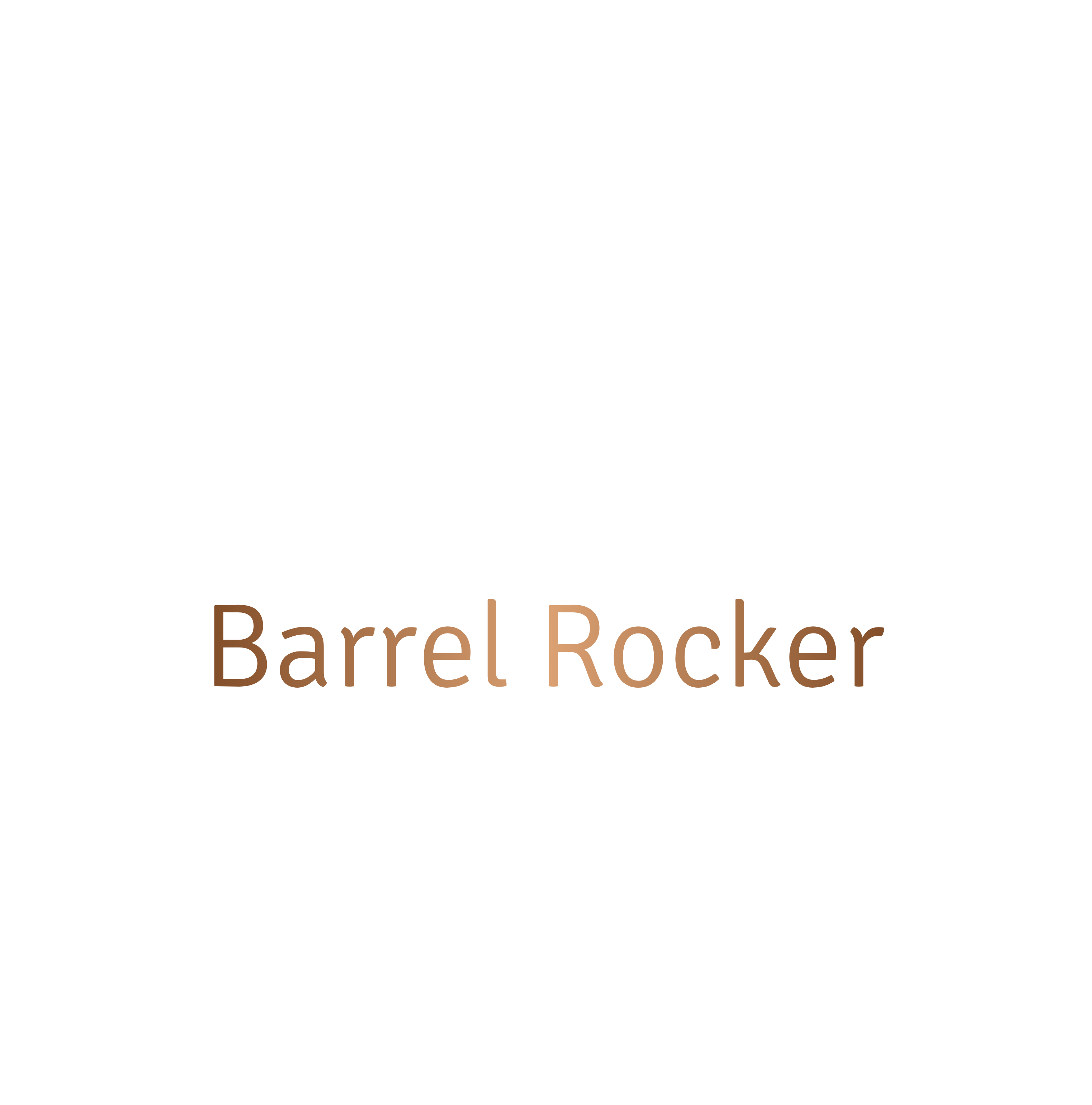 Barrel Rocker